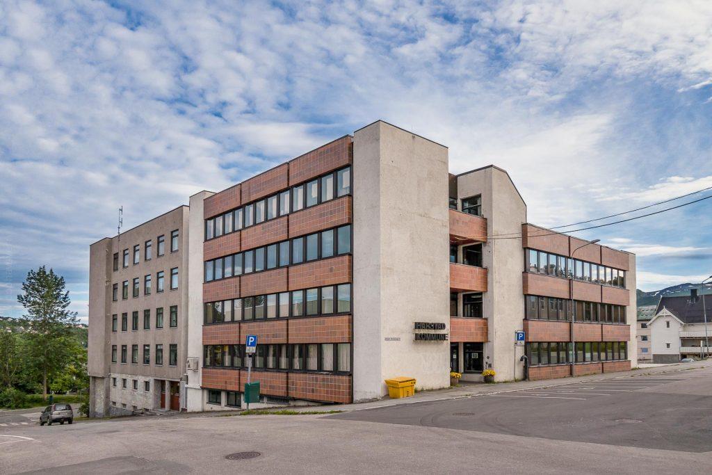 Harstad kommune rådhus